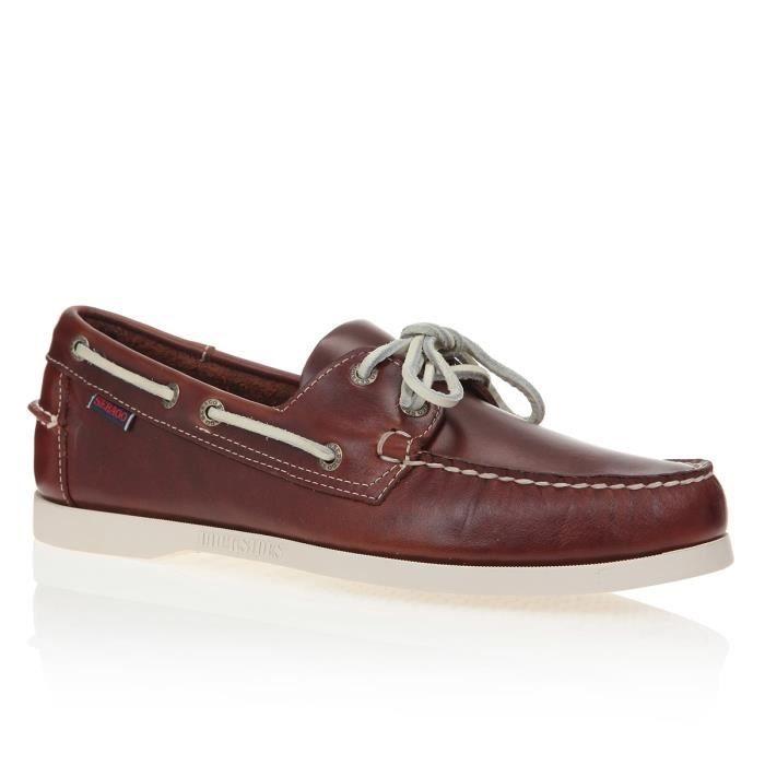 la meilleure attitude b3600 226d2 SEBAGO Docksides Chaussures Homme homme Marron- Achat ...