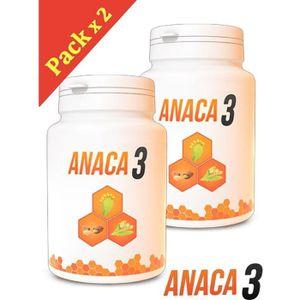 COMPLÉMENT MINCEUR Anaca 3 - Anaca3 Perte de Poids - Gélules Minceur