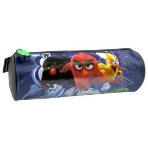 TROUSSE À STYLO Angry Birds trousse d'école enfant garçon scolaire