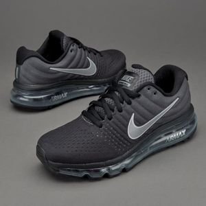 Nike Noir 851622 Gris Air Junior 001 Max Anthracite 2017 6gbfy7