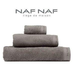 SERVIETTES DE BAIN NAF NAF Set de bain 3 pièces CASUAL - 100% coton –