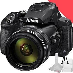 APPAREIL PHOTO BRIDGE Nikon Coolpix P900 avec les accessoirs