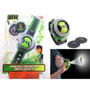 MONTRE DE GOUSSET Ben 10 Ten Alien Force Projecteur Montre Omnitrix