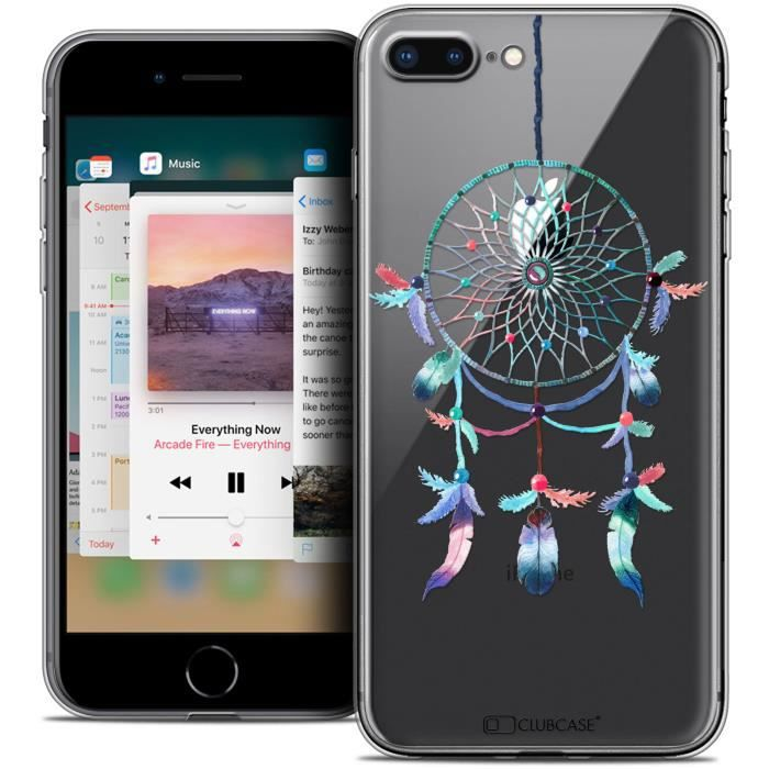 coque iphone 8 rainbow