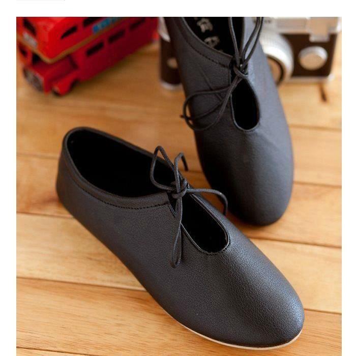 Chaussures à lacets femmes de chaussures confor... QR8PZMce