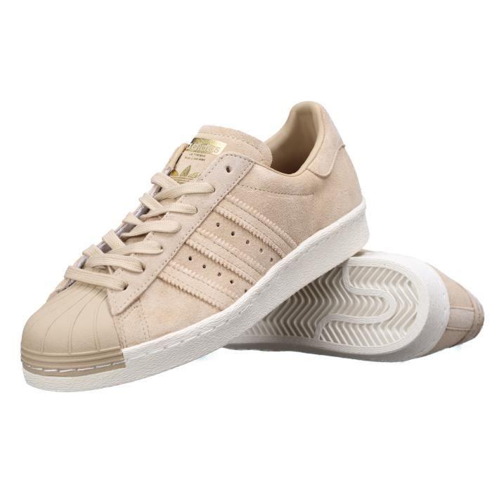Basket Adidas Superstar 80s Bb2227 Beige