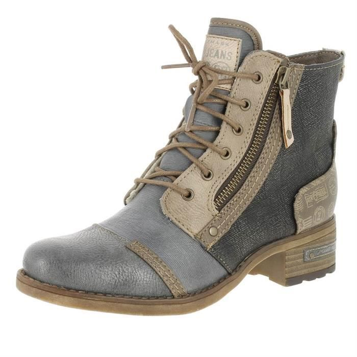 Chaussures Mustang femme TvDs1P0I