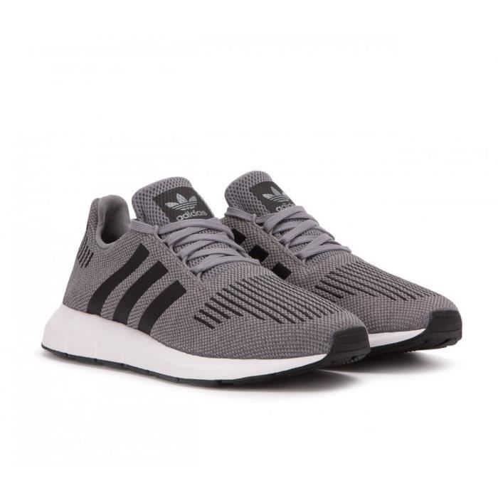 822f59f5f181 Baskets adidas Originals Swift Run - CQ2115 Gris Gris - Achat ...