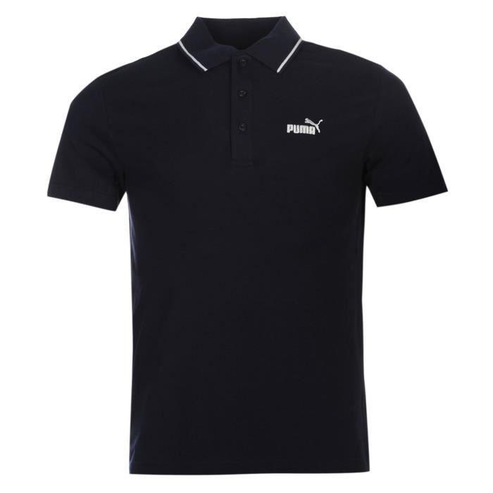 tee shirt noir puma homme