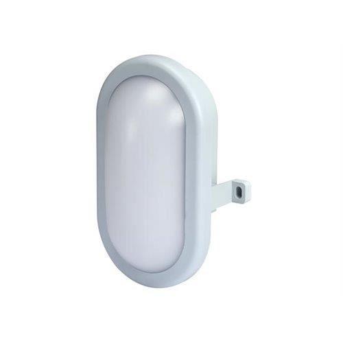 LAMPE A POSER Lampe Led De Cloison - Oval - 5.5 W - Blanc Neutre