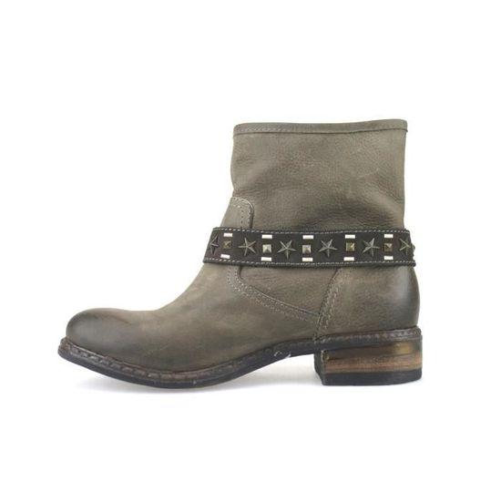 Automne h Femmes Chaussures Cuir Pour Hy MpVqzGSU