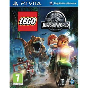 JEU PS VITA LEGO Jurassic World Jeu PS Vita