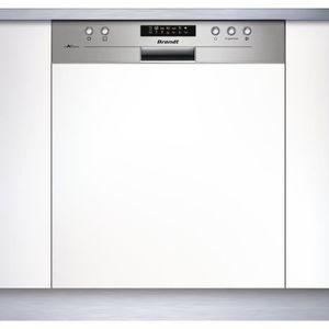 LAVE-VAISSELLE BRANDT VH1505X - Lave vaisselle encastrable-13 cou