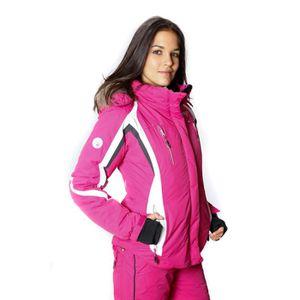 De Ski Avec Vente Blouson Pas Cher Fourrure Achat Femme vd1qw