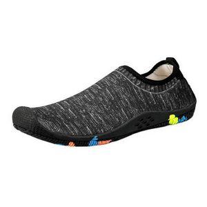 CHAUSSURES MULTISPORT Chaussures de Yoga Chaussettes Aquatique Plongée S