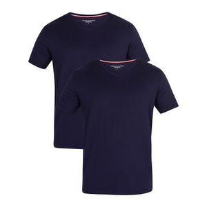 4a717580dcd3 T-SHIRT Tommy Hilfiger Homme Paquet de 2 t-shirts à col en