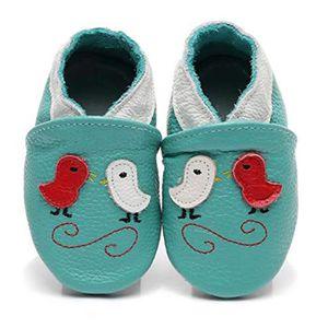 e29b05fdfec5f CHAUSSON - PANTOUFLE Bébé Cuirs souple Pantoufles Cuir bebe Chaussures