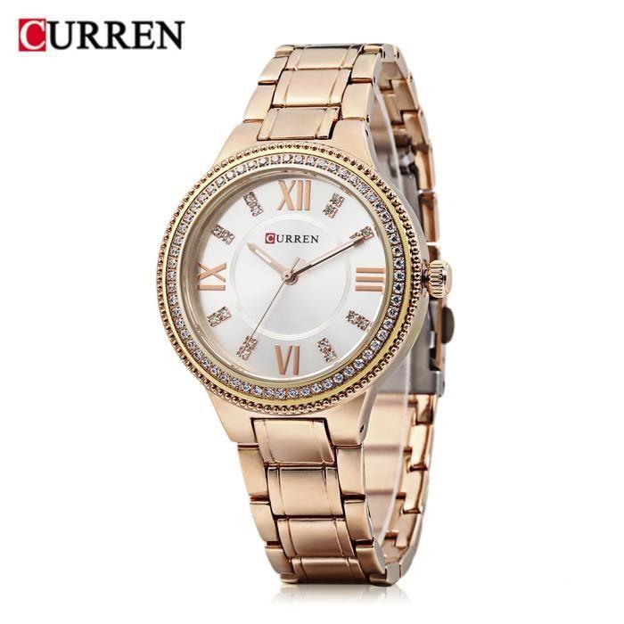 MONTRE Curren 9004 montre à quartz femme montre à quartz