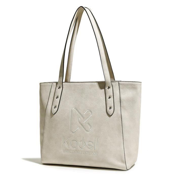 Sac de toile de sacs à main Top Handle Sac Sac à bandoulière pour les femmes FR0G7