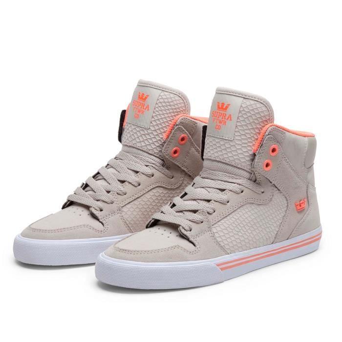 Shoes SUPRA WMNS VAIDER CEMENT /...