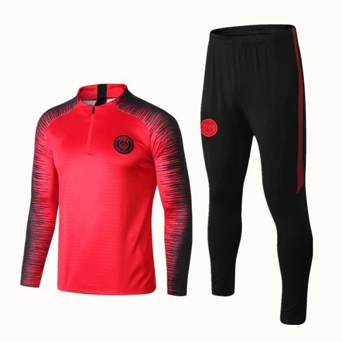 le dernier 0d652 519ae PSG Jordan Maillot de Foot Enfants Football Soccer Kit Suit ...