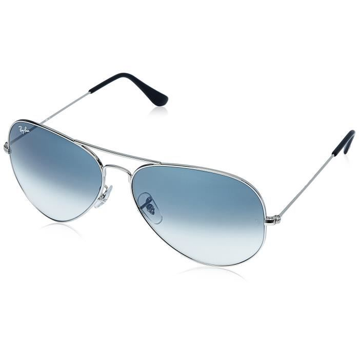 93147c7106 Ray-ban Aviator (argent) (RB3025 003 - 3f62) JU1OE - Achat   Vente ...