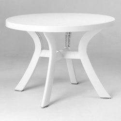 Table ronde resine - Achat / Vente Table ronde resine pas cher ...
