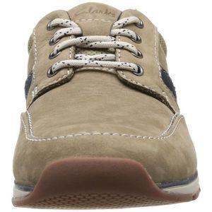 41 bord Beachmont hommes Derby Taille Clarks Chaussures 1TJPUV 5q0vZnwOp