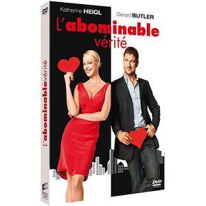 DVD FILM DVD L'abominable vérité