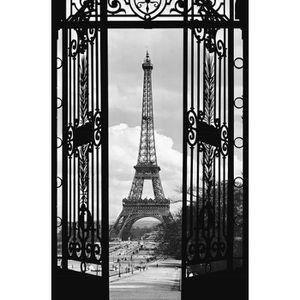 AFFICHE - POSTER Poster XXL Giant Art® La Tour Eiffel, 1909 photo,