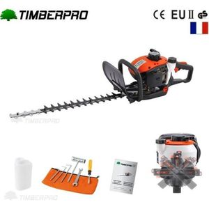 TAILLE-HAIE Taille Haie thermique 26cm3 lame 60 cm