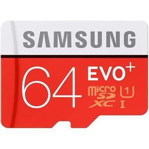 CARTE MÉMOIRE Cartes Micro SD EVO Plus 64 Go