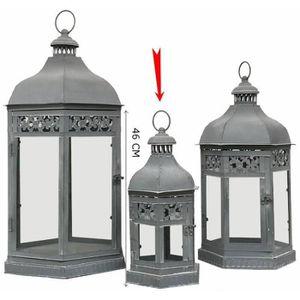 lanterne ancienne achat vente pas cher. Black Bedroom Furniture Sets. Home Design Ideas