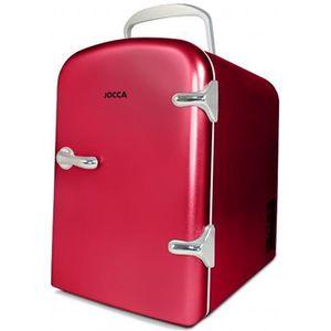 RÉFRIGÉRATEUR CLASSIQUE Jocca - Mini réfrigérateur portable 4l 220v-12v ro