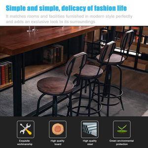 De Industriel Style Leshp® Haute Moderne Tabouret Bar Chaise gbyv76fY