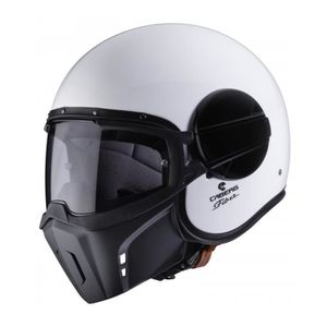 CASQUE MOTO SCOOTER CABERG CASQUE JET GHOST BLANC
