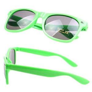 Lunettes de soleil Vert style Wayfarer Vert - Achat   Vente lunettes ... 9018a1e17285