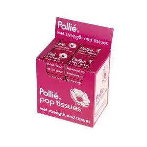 BANDE - SPATULE CIRE Boite Papier Pointe Pollié X 20 Paquets