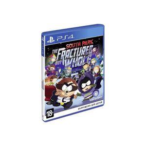 JEU PS4 Parc du sud Le Fractured mais Whole PlayStation 4