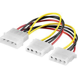 CÂBLE INFORMATIQUE Câble adaptateur d'alimentation interne à connecte