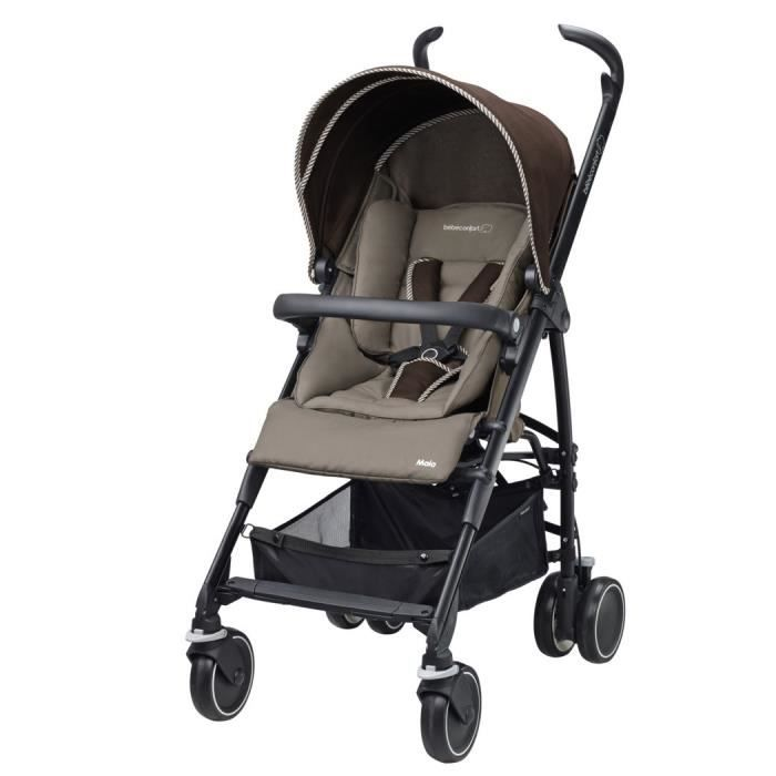 BEBE CONFORT canopy poussette maia - earthbrown