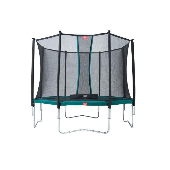 BERG Trampoline Favorit + Safety Net Comfort 330