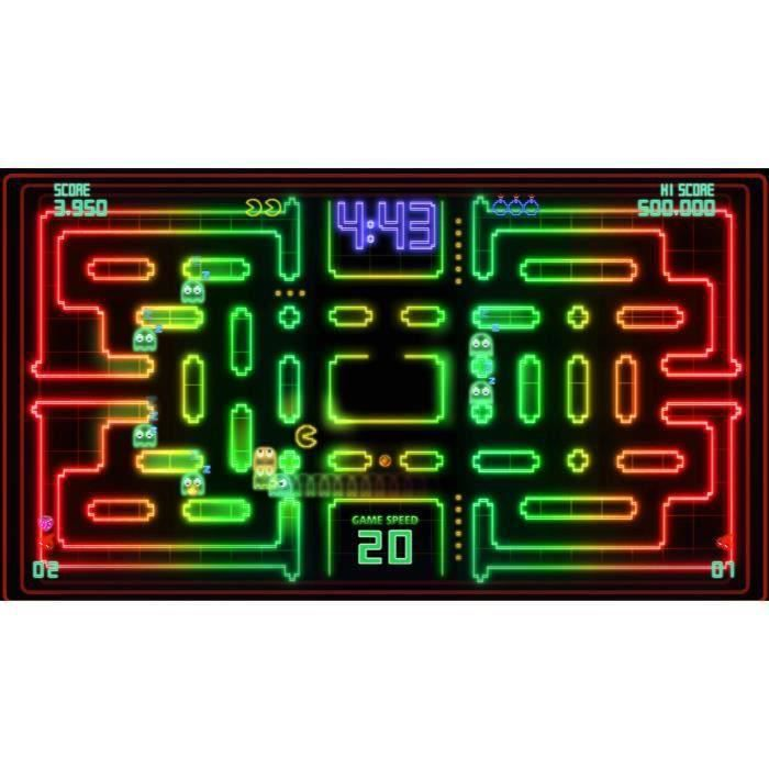 PAC-MAN Championship Edition DX+ All You Can Ea...