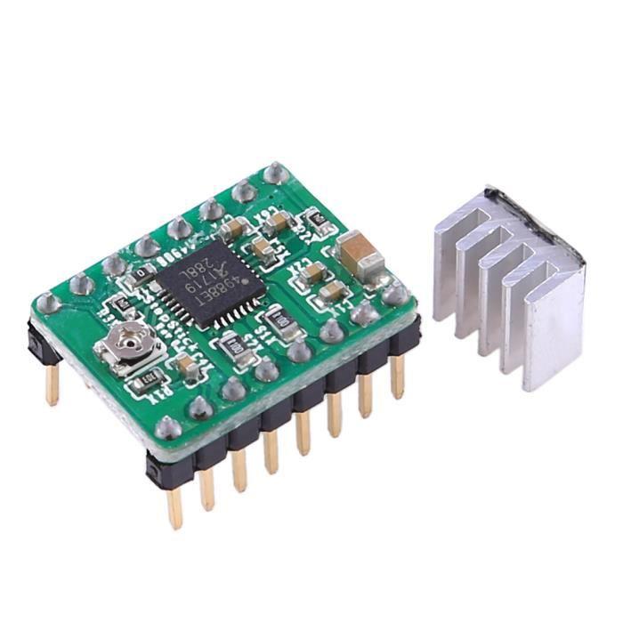 A4988 Reprap Imprimante 3D Module De Pilotage Moteur Pas Pour Arduino