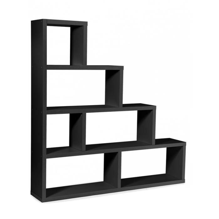 anna etag re de s paration noire achat vente. Black Bedroom Furniture Sets. Home Design Ideas