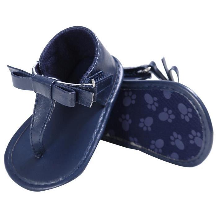 EOZY Sandales Bébé Fille Chaussures Marche Antidérapant