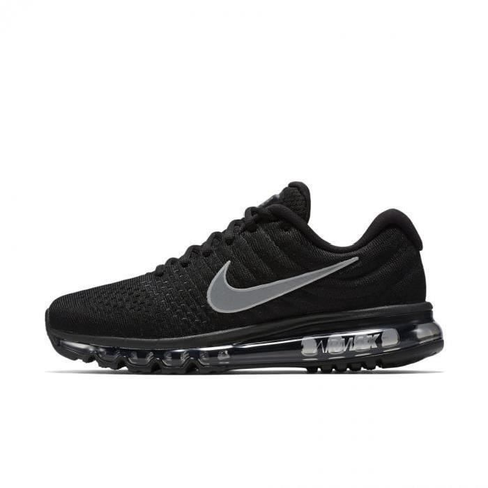NIKE Air Max 2017 Messieurs 849559 001, Sneakers trail running Homme Femme