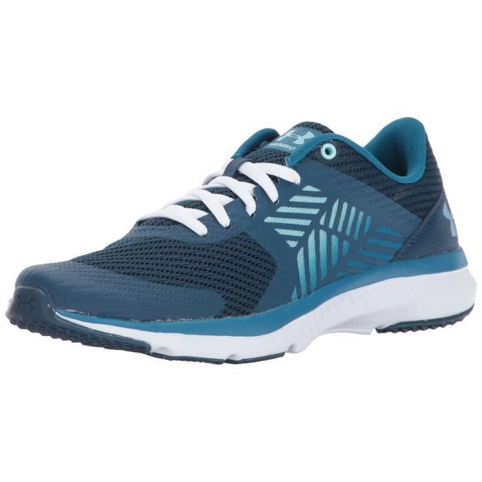 newest collection e6d63 58f81 CHAUSSURES DE FOOTBALL Under Armour Women s Ua W Micro G Press Tr Fitness