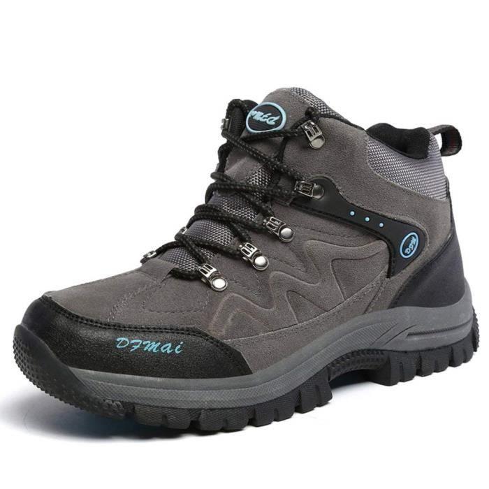 Imperméables Confortables Neige Légères HommesBottes D'hiver Randonnée Et Pour Chaussures De Antidérapantes CxtrBsQdh