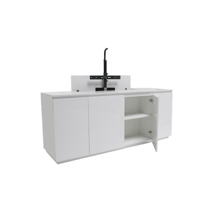 Meuble tv l vateur avec ascenseur pour t l niel achat vente meuble tv meuble tv - Meuble tv ascenseur ...